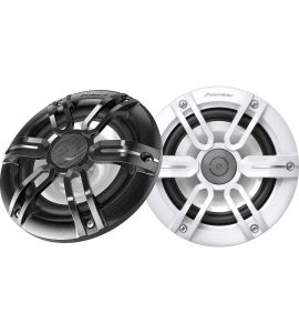 Pioneer TS-ME650FS marine coaxial speakers (165 mm).