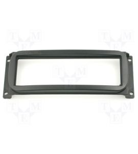 Jeep, Chrysler fascia plate (adapter 1DIN). 40.104