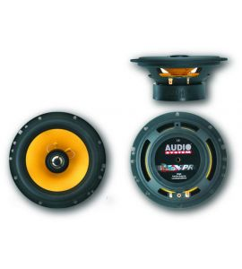 Audio System CO 165 PLUS coaxial speakers (165 мм).