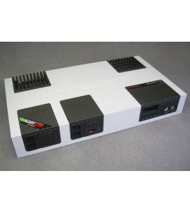 Mosconi Gladen AS 100.4s (AB class) power amplifier (4-channel).