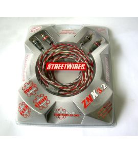 StreetWires ZNX3.2 stereo cable RCA (3.0 m).