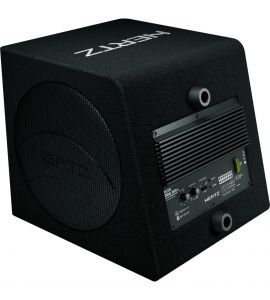 "Hertz DBA 200.3 active subwoofer 8"" (200 mm)."