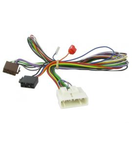 Lexus IS200, IS300 adapter ISO for amplified systems. CT51-LX01