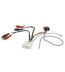 Nissan adapter ISO for amplified systems. CT20NS07