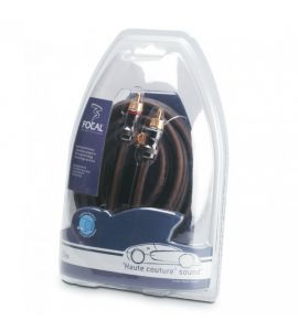 Focal ER 3 stereo cable RCA (3.0 m).