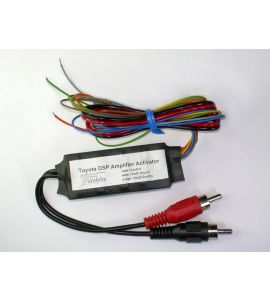 """Toyota Tundra, Sequoia """"Turn - On"""" adapter for OEM amplifiers."""