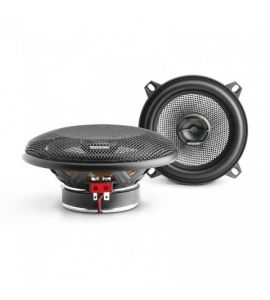 Focal 130 AC coaxial speakers (130 mm).