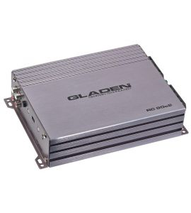 Gladen Audio RC 90c2 (AB class) power amplifier (2-channel).