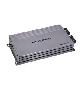 Gladen Audio RC 1200c1 (D class) power amplifier (mono).