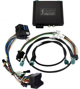 Mercedes (NTG 4.5) rear view camera interface (RVC adapter).