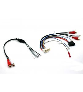 Lexus adapter ISO for amplified systems. CT20LX01