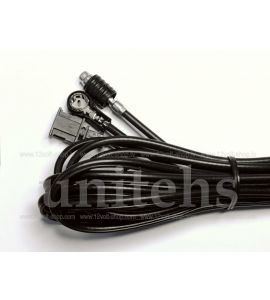 Universal extension cable for antenna. 7581062