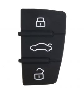Audi A3, A4, A6... rubber pad for remote KEY.