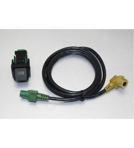 VW USB cable for RCD510 (Delphi).