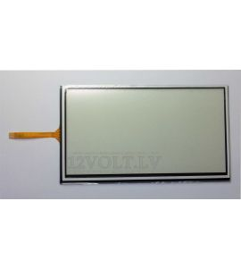 Toyota (->2006->) touch screen glass for navigation.