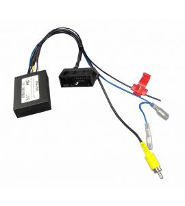 Skoda, VW rear view camera interface (RVC adapter). RGB-13LO