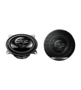 Pioneer TS-G1020F coaxial speakers (100 mm).
