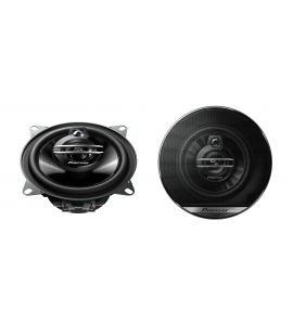 Pioneer TS-G1030F coaxial speakers (100 mm).