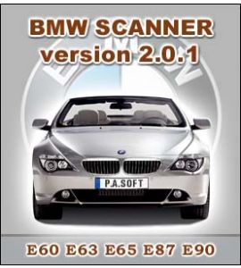 BMW Scanner E6x (version 2.1.0)