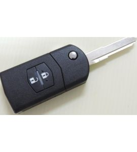 Mazda 3, 6... remote KEY with Tiris DST 4D (ID63, 315/433 Mhz).