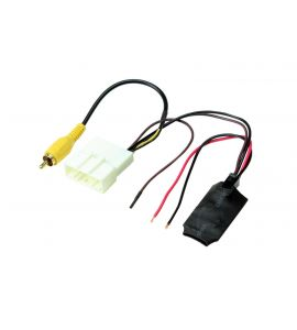 Toyota rear view camera interface (RVC adapter).