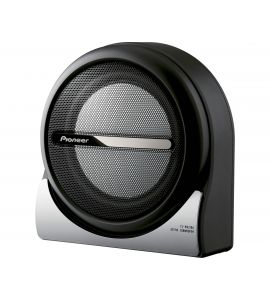 "Pioneer TS-WX210A active subwoofer 8"" (200 mm)."