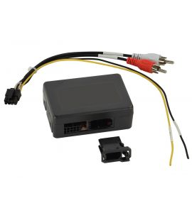 """Mercedes Benz (->2008) interface """"Turn - On"""" for OEM amplifiers (ACV, MOST-RCA)."""