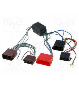 VW, Audi, Seat, Skoda adapter for active systems. ASA.01