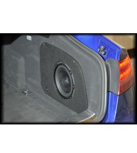 Audi A5 Sportback (2007-2016) Fit-box subwoofer (stealth). AUDI.14