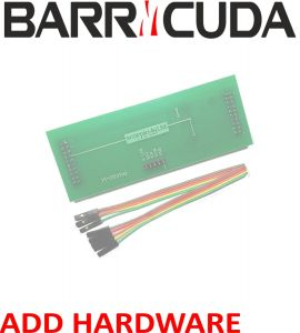 Barracuda H-immo adapter - additonal hardware for Barracuda programmer.