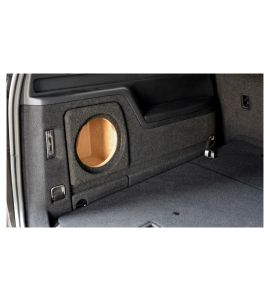 VW Sharan II (2010->) subwoofer box (stealth). VW.11