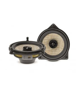 Focal IC MBZ 100 coaxial speakers (100 mm) for Mercedes Benz.