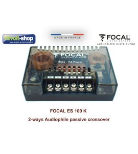 Focal 2-way passive crossover (from ES100K set). KIFI1093