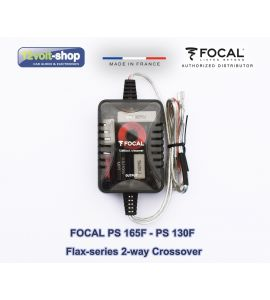 Focal 2-way passive crossover (from PS130F, PS165F set).
