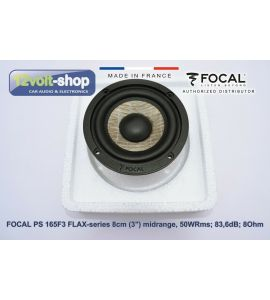 Focal PS 165F3 midrange speaker (80 mm). HPVE1048