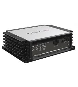Mosconi Gladen PICO 4SA (D class) power amplifier (4-channel) for BMW.
