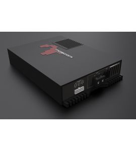 Mosconi Gladen ONE 100.6 (AB class) power amplifier (6-channel).
