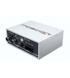Mosconi Gladen PICO 2 (D class) power amplifier (2-channel).