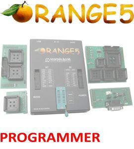 Orange 5 programmer with base software (Basic Set)