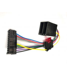 Pioneer adapter (ISO connector). PC3-419