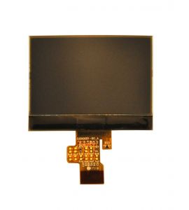 Peugeot 407 LCD display for instrument cluster.
