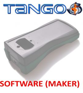 Dacia maker for Tango programmer (additional paid software)