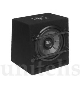 "JBL Stage 800BA active subwoofer 8"" (200 mm)."