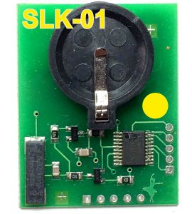 SLK-01 emulator transponders DST40 (Page1 94,D4) for Toyota, Lexus cars.