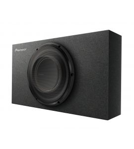 """Pioneer TS-D10LB boxed subwoofer 10"""" (250 mm)."""